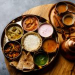 Meat Thali (G) | For two