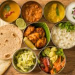 Vegetable Thali (G) | For two